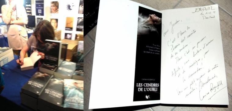 Compte-rendu du Salon Du Livre de Montreuil !