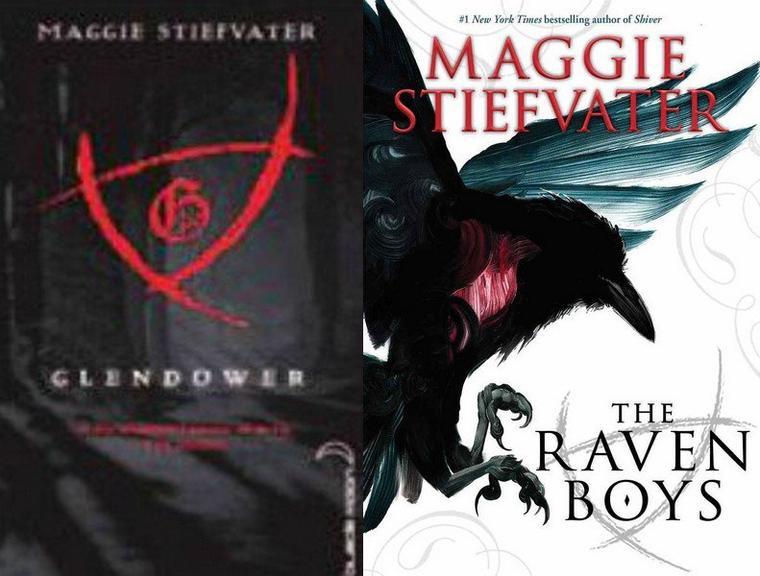 Présentation : La Prophétie De Glendower Tome 1 de Maggie Stiefvater