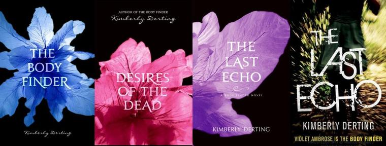 Couverture : Dead Silence de Kimberly Derting