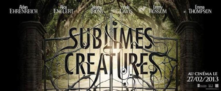 Sublimes Créatures : la deuxième bande-annonce en français !