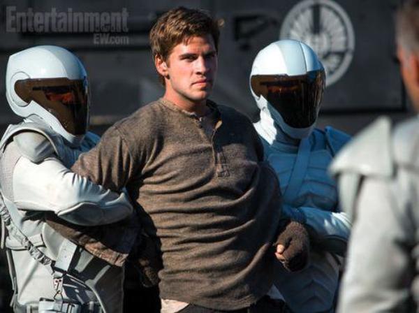 Hunger Games 2 : 5 nouvelles photos du film !