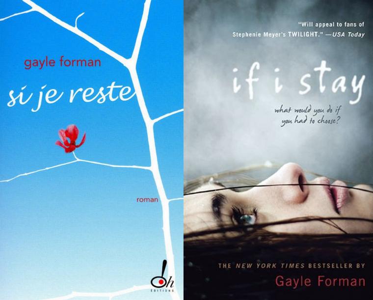 Le roman SI JE RESTE de Gayle Forman adapté au cinéma !