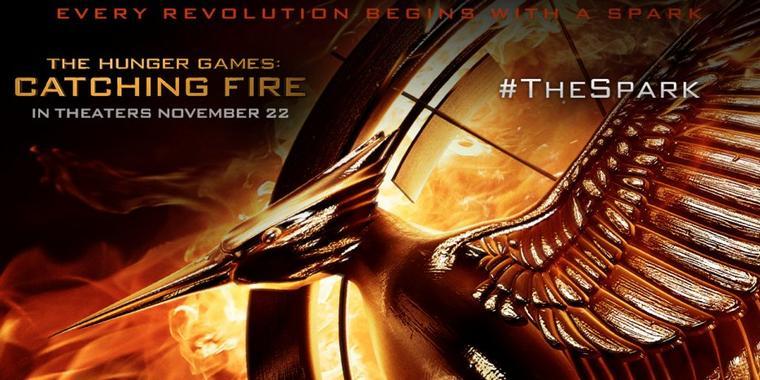 Hunger Games 2 - Le film : Un aperçu de la bande-annonce !