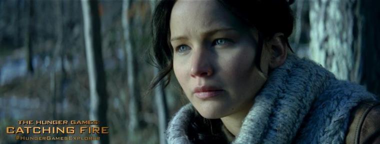 Hunger Games 2 - Le film : Une nouvelle image !