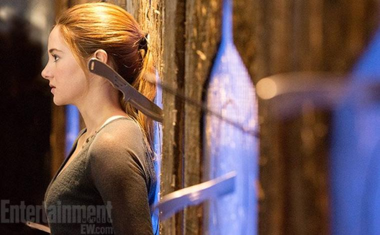 Divergent - Le film : La première photo du film !