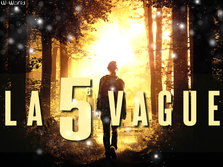 La 5e Vague Tome 1 : La 5e Vague