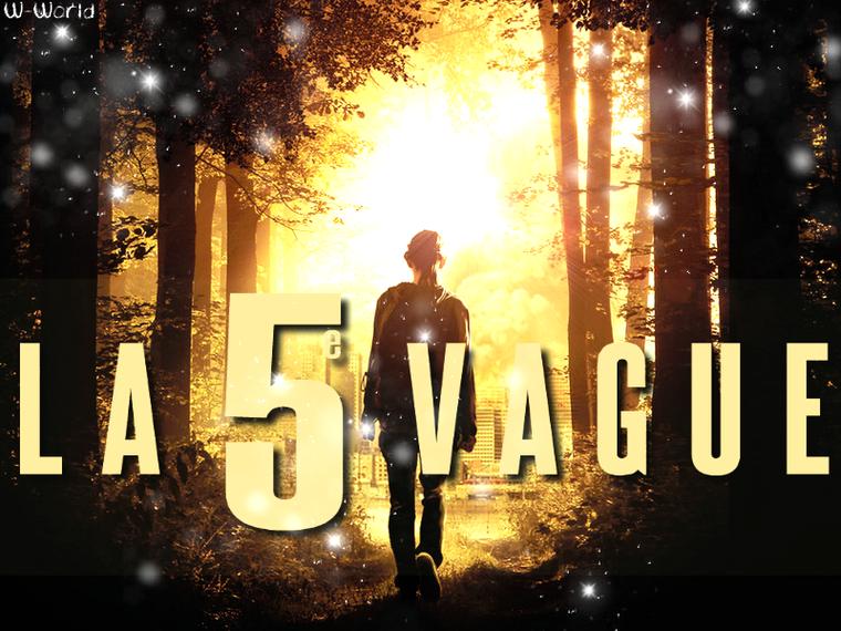 La 5e Vague Tome 1 : La 5e Vague
