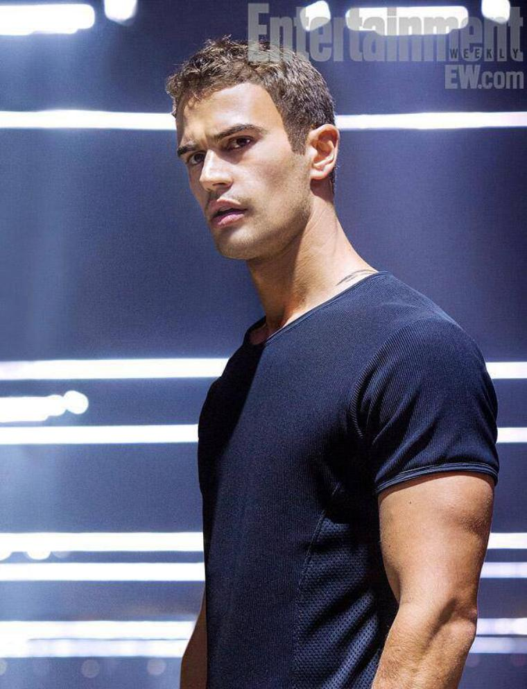 Divergent - Le film : la première photo de Four !