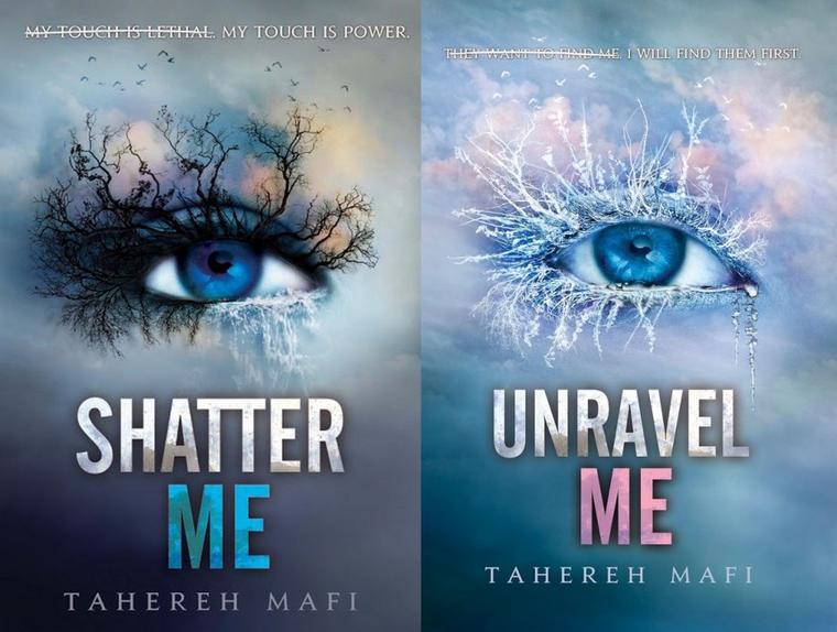 SHATTER ME T.3 : Le titre et la couverture révélés !