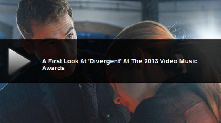 DIVERGENT - LE FILM : première vidéo !