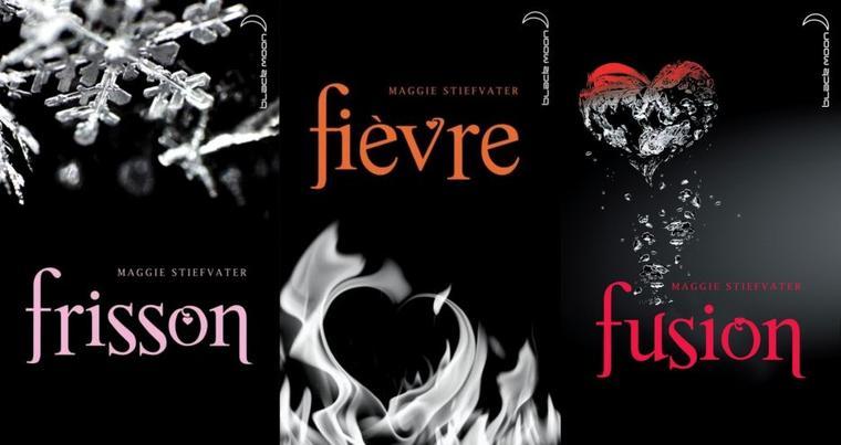 FRISSON de Maggie Stiefvater : un nouveau roman pour la saga !