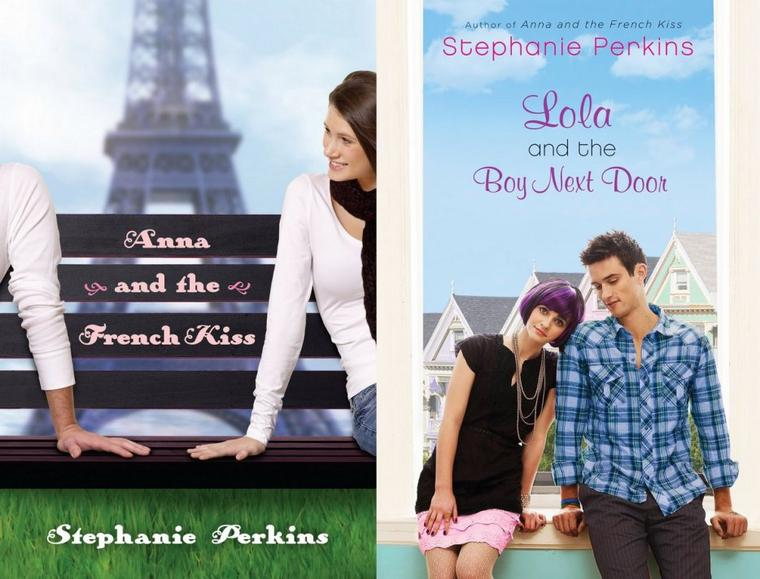 Présentation : ANNA AND THE FRENCH KISS de Stephanie Perkins