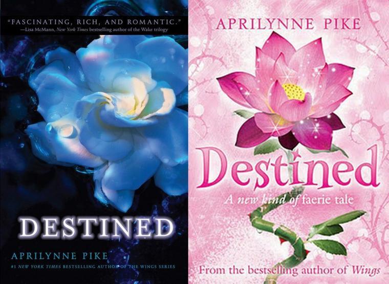Présentation : WINGS T.4 - DESTINÉE d'Aprilynne Pike
