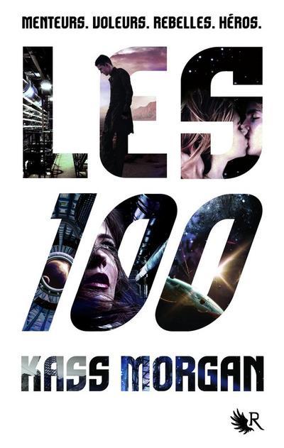 EXTRAIT : LES 100 T.1 de Kass Morgan