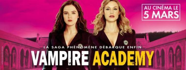 VAMPIRE ACADEMY - LE FILM : Featurette Richelle Mead