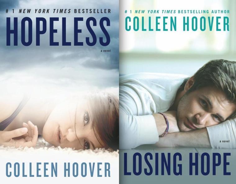 PRÉSENTATION : HOPELESS T.1 - HOPELESS de Colleen Hoover