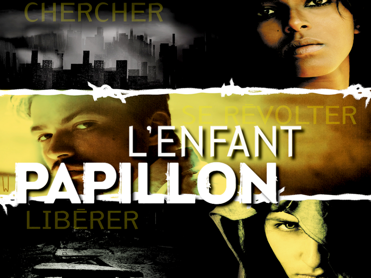 L'ENFANT PAPILLON