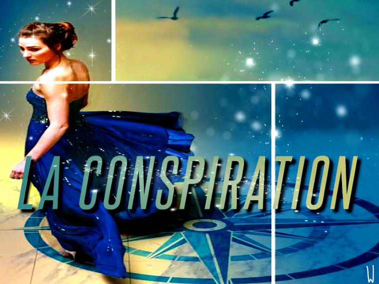 LA CONSPIRATION T.1 : LA CONSPIRATION