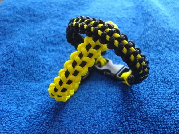 J'ai testé : bracelet de survie