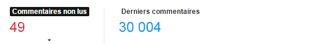 30 000e com's :)