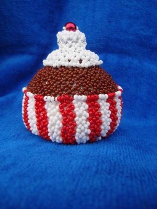 Cupcake chocolat : élises s1505
