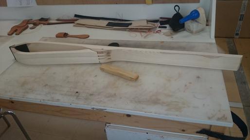 Mes premiers outils de selliers harnacheur