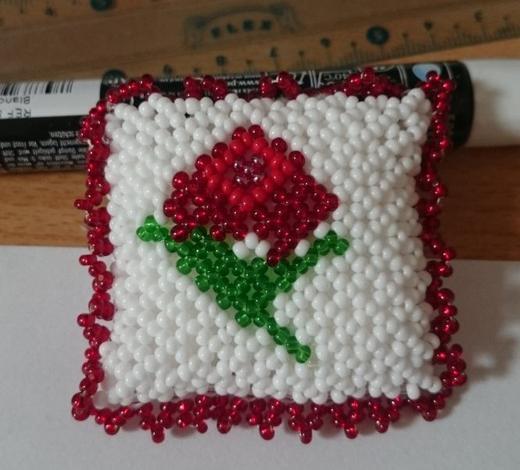 Coussin fleur labella 137