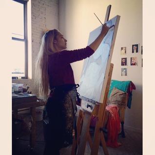 Jemima en Janvier 2015 sur les réseaux sociaux