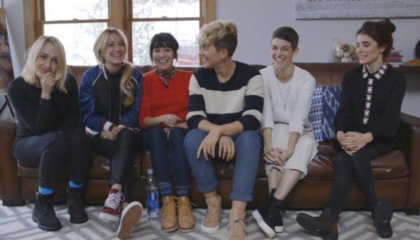 Jemima a été interviewé (un peu à l'arrache) pour Golderby elle y parle principalement de Girls.