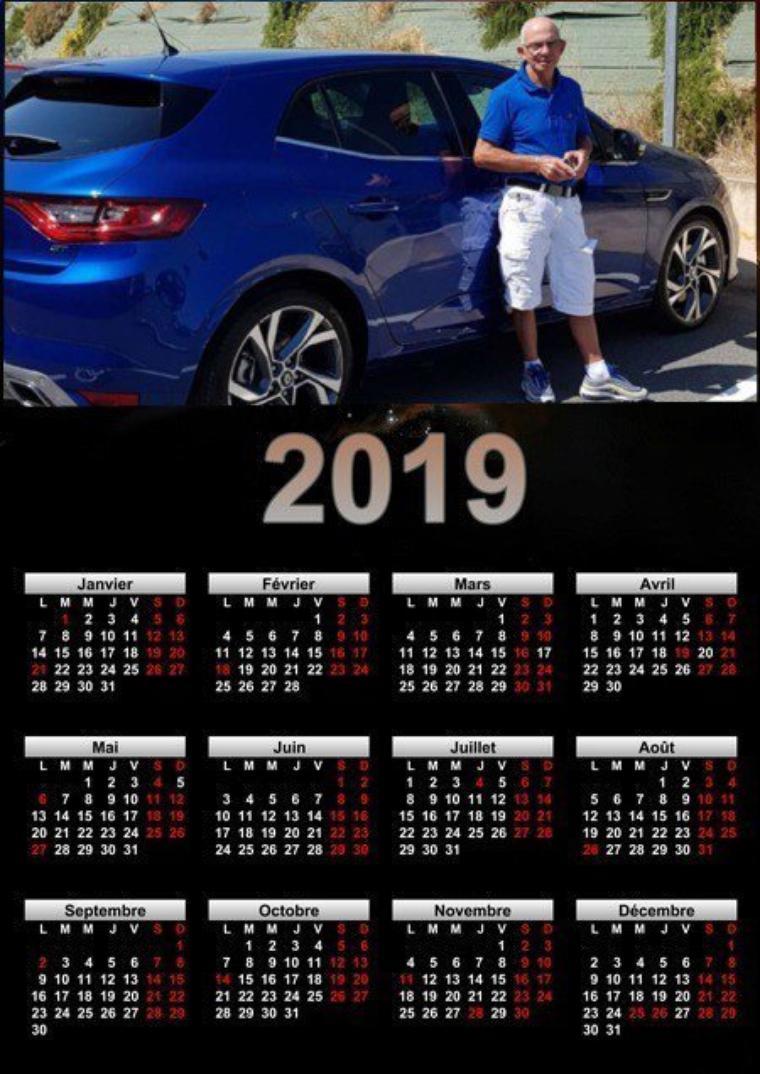 Je vous souhaite une bonne année 2019