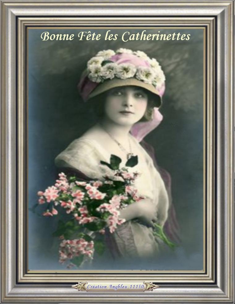 Pour la saint Catherine