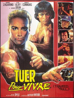 Trained to kill (1988) aka Tuer pour vivre
