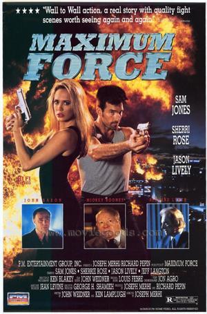 Maximun Force