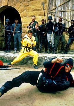 Force de Frappe (1991) Dudikoff/Bradley