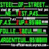 SOUTIEN  STEEL STREET EN REPRESENTE  TA VILLE ET TON DEPARTEMENT