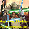 The Great Heroes of the Galaxy