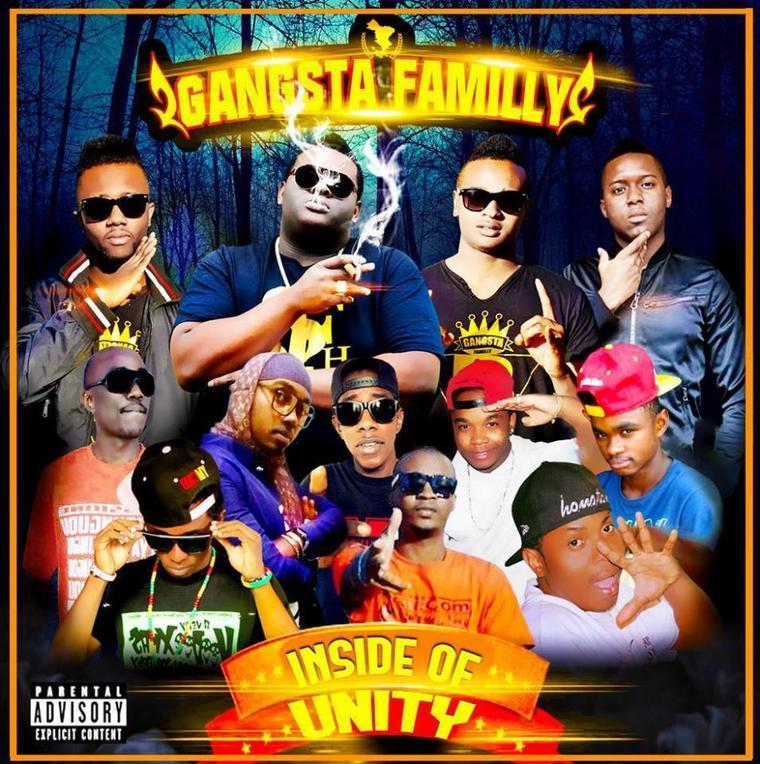 Inside Of Unity / Gangsta Familly-Namjouwé [By S.F.H Music Group] (2013)