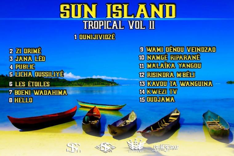 MIXTAPE SUN ISLAND TROPICAL VOL II