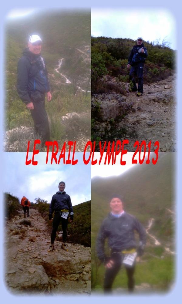 1ére Edition du Trail Olympe à Trets