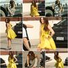 """. . 8/10 - Le photoshoot de Rachel a Los Angeles pour le Magasinz """" Simplementmoi """".  W. O. W. !. ."""