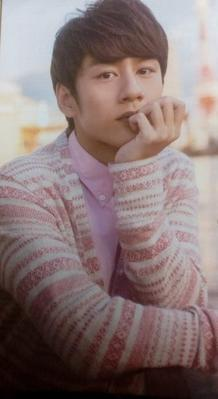 Myojo Mars 2016 ~ Longue interview de 10000 caractères - Nakamaru Yuichi~