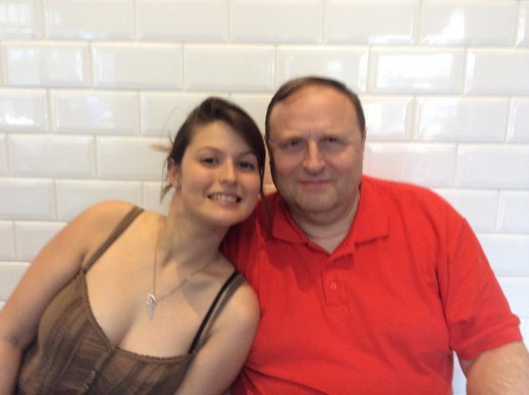 Restaurant au Yaki avec Domenico et ma fille le mercredi 06/08/2014