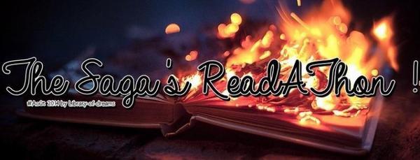 THE SAGA'S READATHON