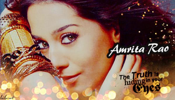 Amrita Rao 's World !