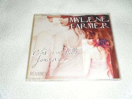 .~*~.  Picture disc je te rends ton amour ~ CDs maxis import Comme j'ai mal et C'est une belle journée .~*~.