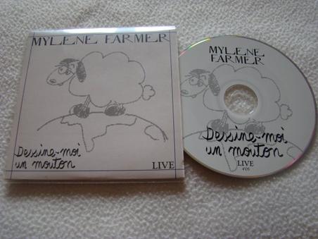 .~*~.  Promo luXe Fuck Them All ~ CD promo Dessine moi un mouton .~*~.