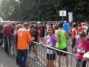 23e marathon de Lausanne: QUAND LE LÉMAN EMBRASSE LA LIGNE BLEUE