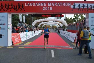 24e marathon de Lausanne: D'UNE RIVIERA À UNE AUTRE