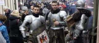 Course vignes et remparts de Ribeauvillé: LA TARTINE DU CHEVALIER