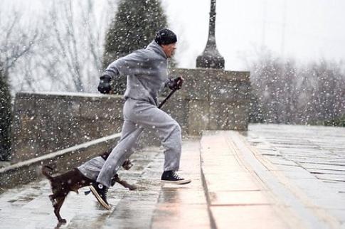 Coaching Sportif: Les avantages à pratiquer une activité sportive dans le froid